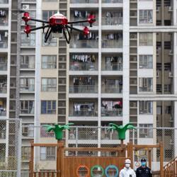 3 ways China is using drones to fight coronavirus