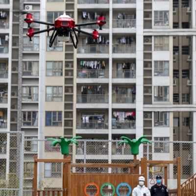 3 ways China is using drones to fight coronavirus